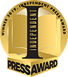 Independent Press Award Winner
